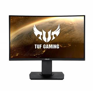 Asus TUF Gaming VG24VQ Monitor Curvo 23.6 VA 144Hz FullHD 4ms Multimediale FreeSync HDMI/DP