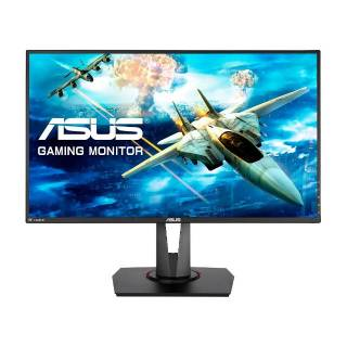 Asus VG278QR Monitor 27 TN 165Hz FullHD 1ms Multimediale Pivot FreeSync DVI/HDMI/DP