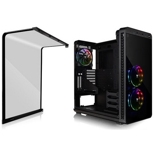 THERMALTAKE CASE MID.T  VIEW 37 RGB EDITION CA-1J7-00M1WN-01