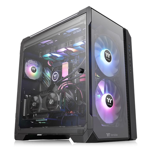 Thermaltake Case Full Tower VIEW 51 TG ARGB 2*200mm+1*120mm ARGB FAN