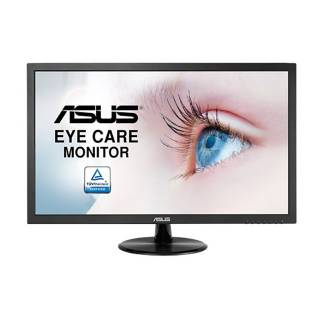 Asus VP228DE Monitor 21.5 75Hz TN FullHD 5ms VGA Nero