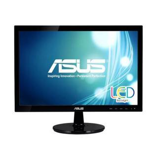 ASUS VS197DE Monitor 18.5'' LED Wide HDReady 5ms VGA Nero