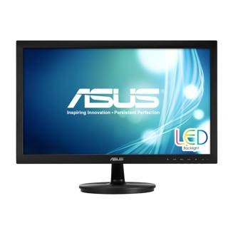 ASUS VS228DE Monitor 21.5'' LED Wide FullHD 1920x1080 5ms VGA Nero