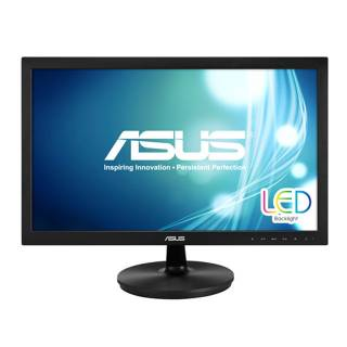 ASUS VS228NE Monitor 21.5'' LED Wide FullHD 1920x1080 5ms VGA/DVI Nero