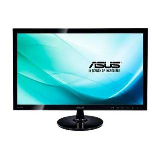 Asus VS248HR Monitor 24 75Hz TN FullHD 1ms VGA/DVI/HDMI Nero