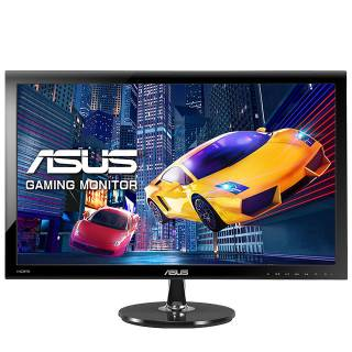 Asus VS278H 27'' W-LED FullHD 1ms Multimediale VGA/DVI/2*HDMI Nero