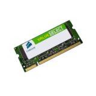 Corsair VS2GSDS667D2 2GB SoDDR2-667 Value Select CAS5