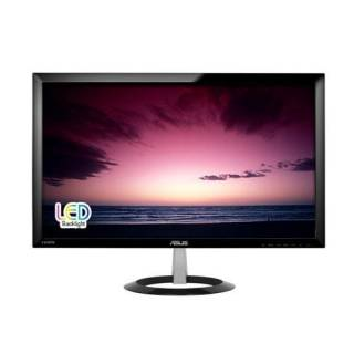 ASUS VX238H 23'' Monitor LCD LED Wide 1920x1080 1ms Multimediale VGA/DVI/HDMI FullHD Nero
