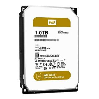 Western Digital HDD 1TB WD Gold Datacenter 128MB 7200rpm SataIII 3.5''
