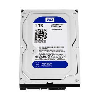 Western Digital HDD 1TB WD Blue Desktop 64Mb 7200rpm SataIII 3.5''