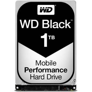 Western Digital HDD 1TB WD Black 32MB SataIII 2.5''