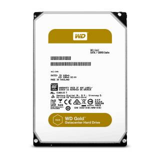 Western Digital HDD 2TB WD Gold Datacenter 128MB 7200rpm SataIII 3.5''