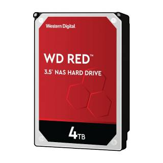 Western Digital HDD 4TB WD Red NAS 256MB 5400RPM SataIII 3.5
