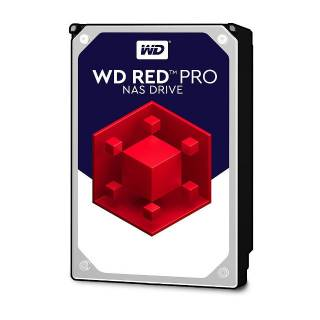 Western Digital HDD 6TB WD Red NAS Pro 256MB 7200rpm SataIII 3.5