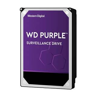 Western Digital HDD 8TB WD Purple Surveillence 256MB 7200rpm SataIII 3.5
