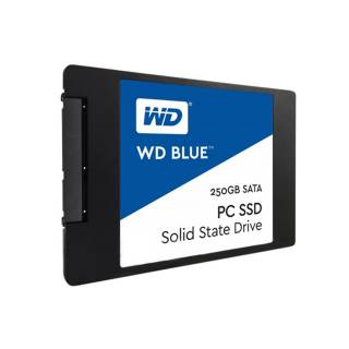 Western Digital SSD Blue 250GB SataIII 2.5'' 540 / 500MB / s