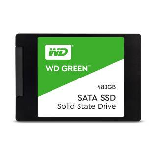 Western Digital SSD WD Green 480GB SataIII 2.5 545/465 MB/s