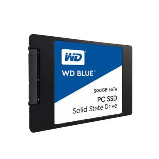 Western Digital SSD Blue 500GB SataIII 2.5'' 545 / 525MB / s