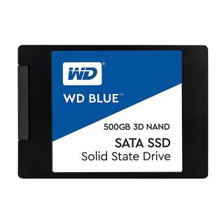 Western Digital SSD Blue 500 GB SataIII 2.5'' 560 / 530 MB / s