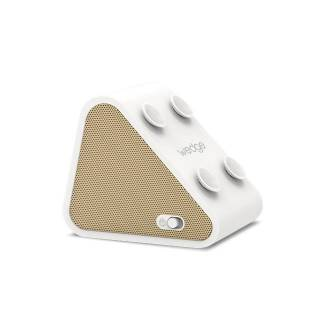 Antec WEDGE WHI GOLD Speaker BT Bianco / Oro