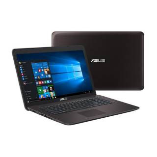 Asus X756UX Intel i5 - 7200UP 8GB GTX 950M HDD 1TB 17.3'' FHD Win 10 Dark Brown