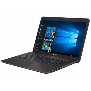 Asus X756UX Intel i7 - 7500U 8GB GTX 950M HDD 1TB 17.3'' FHD Win 10 Dark Brown