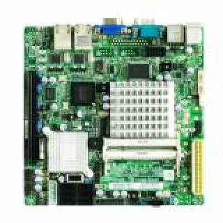 Supermicro X7SPA-HF Intel Atom D525  SoDDR3 2*GLan VGA mini-ITX