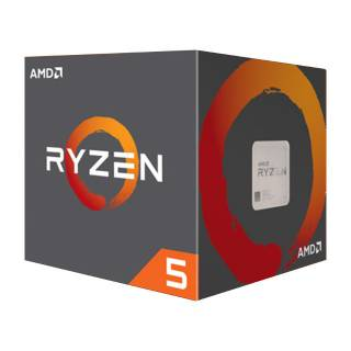 AMD Ryzen 5 1400 Quad Core 3.20GHz 10MB skAM4 Box