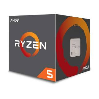 AMD Ryzen 5 2600 Esa Core 3.4GHz 19MB skAM4 Box