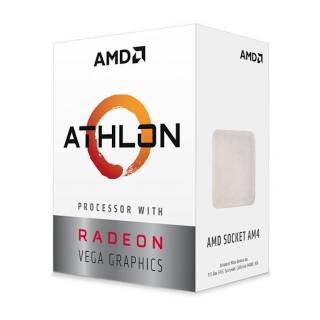 AMD Athlon 3000G Dual Core 3,5GHz 4MB skAM4 Box