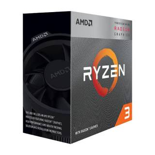 AMD Ryzen 3 3200G 4 Core 3.6GHz 6MB skAM4 Box