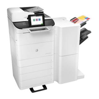 HP PageWide Enterprise Color Flow MFP 785z+, Laser, Stampa a colori, 2400 x 1200 DPI, Copia a colori, A3, Bianco