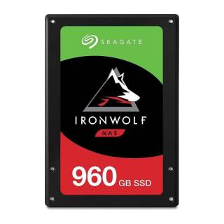 Seagate IronWolf 110 SSD 960GB SataIII 2.5 560/535 MB/s
