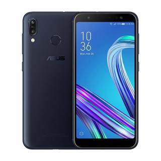 Asus ZenFone Max M1 ZB555KL S430 32GB 5.5'' 4G Dual SIM Dual Cam 13/8MP Android Oreo Deepsea Black