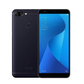 ASUS ZenFone Max Plus ZB570TL Mediatek MT6750T 32GB 5.7'' 4G Dual-Sim 16MP Android 7.0 Deepsea Black