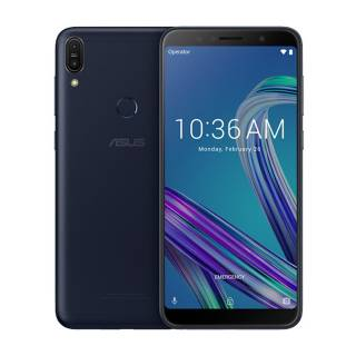 Asus ZenFone Max Pro ZB602KL S636 64GB 6'' 4G Dual Sim Dual Cam 13MP/5MP Android 8.1 DeepSea Black