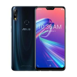 Asus ZenFone Max Pro M2 ZB631KL S660 64GB 6.3'' 4G Dual SIM Dual Cam 12/5MP Android 8.0 Midnight Blue
