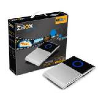 ZOTAC ZBOX HD-ID33BR Intel Atom D525 NVIDIA ION2 DDR2 Bluray Wi-Fi DVI/HDMI No OS Nero