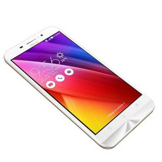 Asus ZC550KL ZenFone Max Qualcomm Snapdragon S410 16GB 5.5'' Android 5.0 LTE 13MP Dual - Sim Bianco