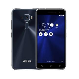 ASUS ZenFone 3 ZE520KL Snapdragon 625 32GB 5.2'' 4G 16MP Dual Sim Android 6.0 Nero