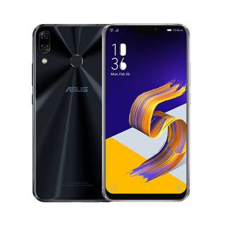 Asus ZenFone 5 ZE620KL S636 128GB 6.2'' 4G Dual Sim Dual Cam 12MP/8MP Android 8.0 Midnight Blue Wind