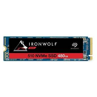 Seagate IronWolf 510 SSD 480GB M.2 NVMe 2650/600 MB/s