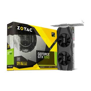 Zotac GeForce GTX 1050 2GB LP ZT-P10500E-10L DVI + HDMI + DP Scheda Video Gaming VR Ready
